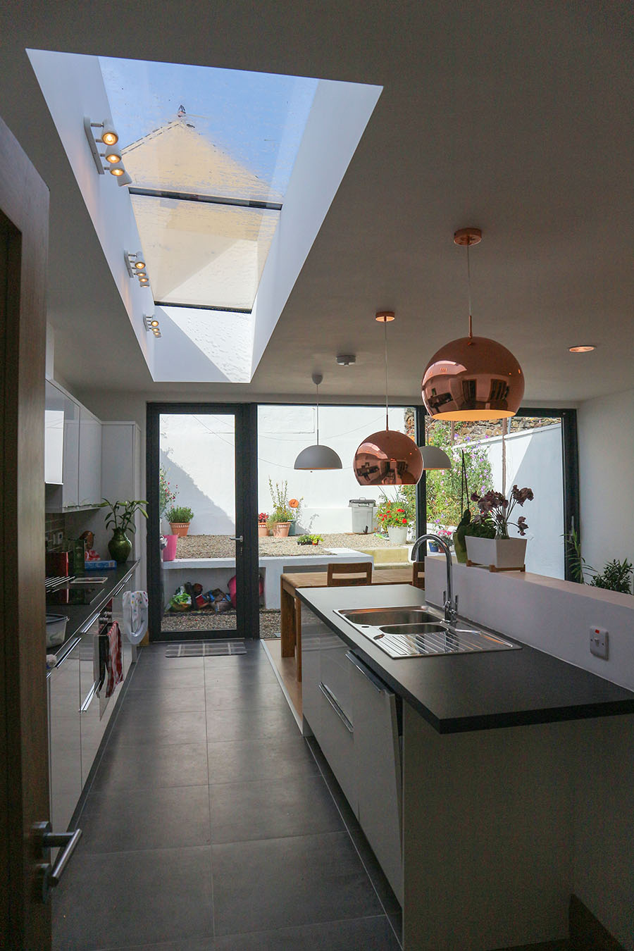 Terraced House Renovation and Extension Waterford , ROJO