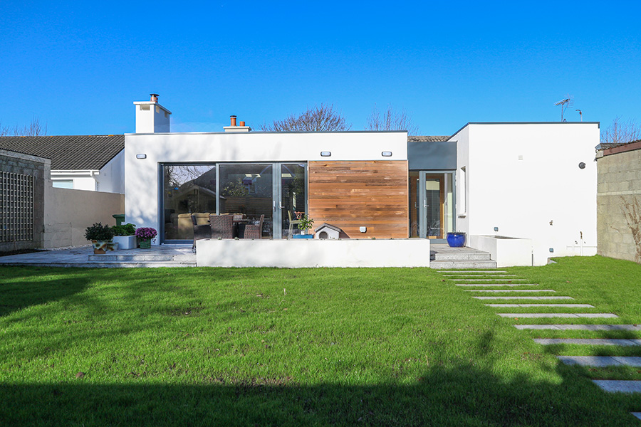 Bungalow Extension Waterford Rojo Studio Architects