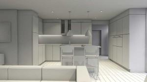 House Extension Kitchen